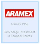 Aramex – Exited